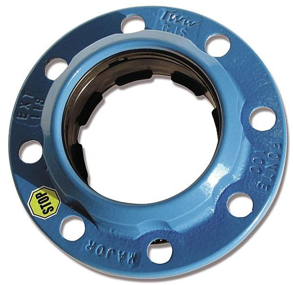 FRISCHHUT ǀ BMS-Flange for DI- pipes